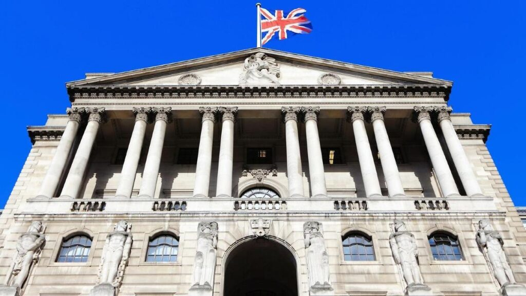 bank of england head office online banking