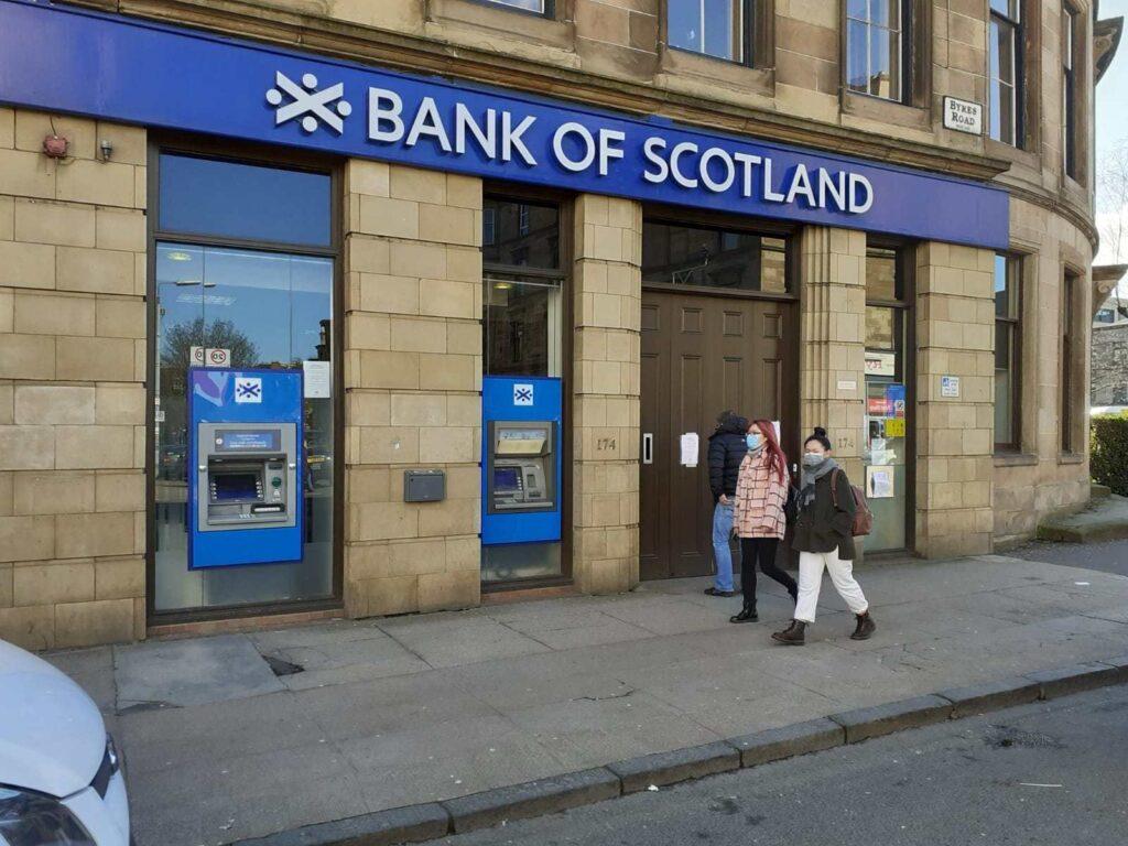 bank of scotland near me branchs