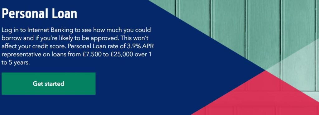bank of scotland personal loans rate