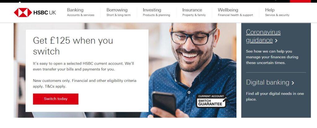 hsbc online internet banking