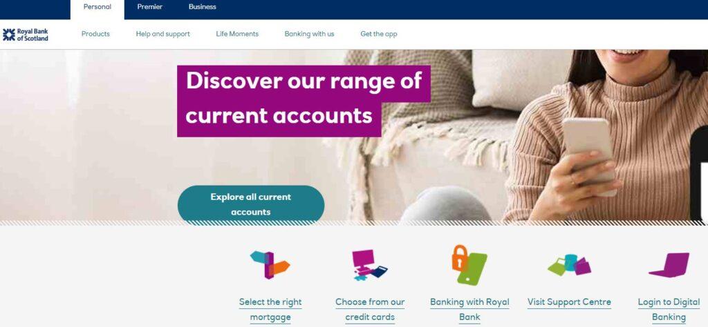 rbs digital online banking