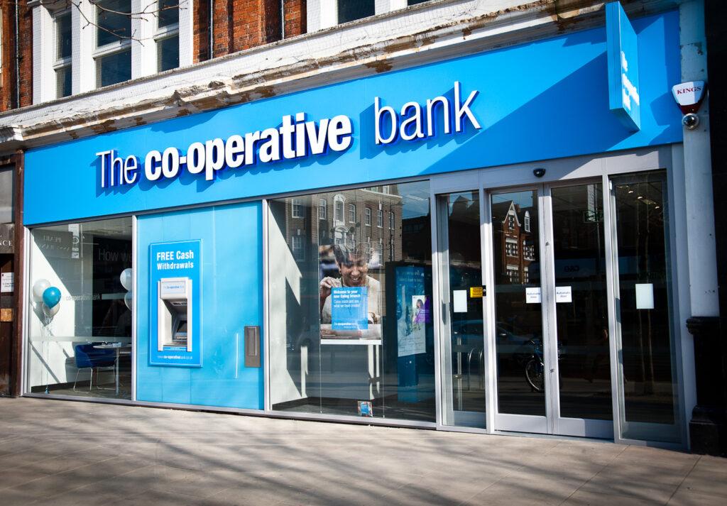 Co-operative-Bank uk branch