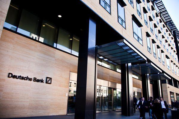 Deutsche Bank in uk