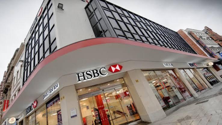 hsbc branchs in uk