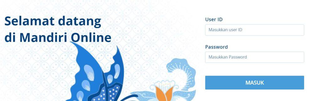 bank mandiri online banking
