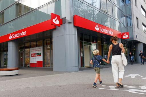 santander bank online banking internet