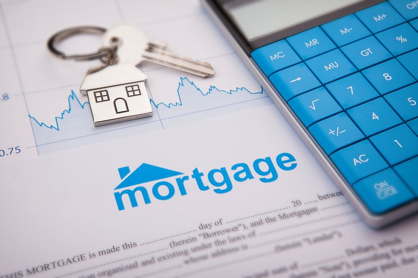 mortgage intrest rating in uk