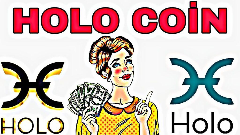 holo coin price