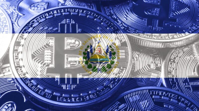 bitcoin btc el salvador